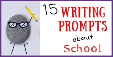 Writing Prompts about School