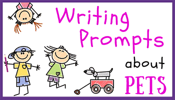 Writing Prompts about Pets