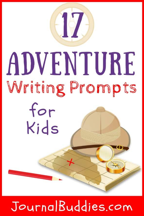 Share these writing prompt ideas with kids and encourage them to go wild with their imaginations as they craft their very own imaginative adventure story!