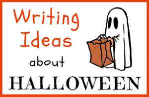 Use these Halloween writing ideas to spark some creative writing brilliance in young writers and inspire kids to write the best story they possibly can!