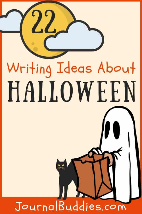 Use these Halloween writing ideas will spark some creative writing brilliance in young writers and inspire kids to write the best story they possibly can!
