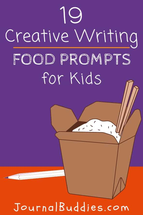 Kids Creative Writing Food Prompts
