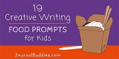 Food Themed Creative Writing Ideas for Kids