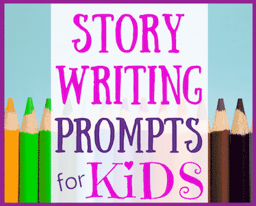 Story Writing Prompts for Kids