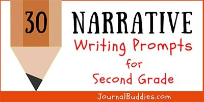 Narrative Writing Ideas for 2nd Grade Students