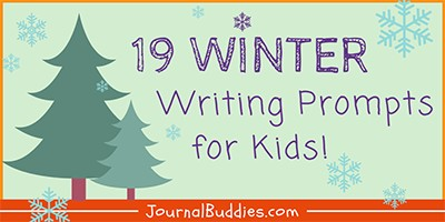 Winter Writing Ideas for Young Writers