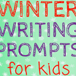 See these fabulous Winter Writing Ideas for Kids! Use these ideas to encourage children to explore the wonder of winter through writing.