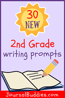 Writing help for second graders