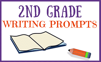 2nd Grade Writing Prompts