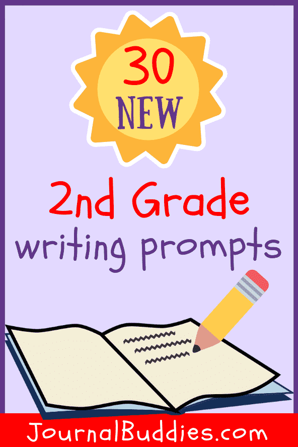 Journal Ideas for 2nd Grade Writers