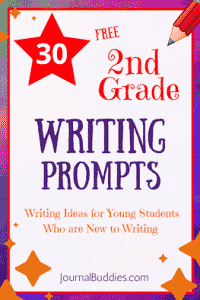 30 New 2nd Grade Writing Prompts