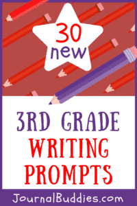 Use these 3rd-grade writing prompts on compassion and charity to spark deeper discussions amongst your students and to get your kids thinking about others.