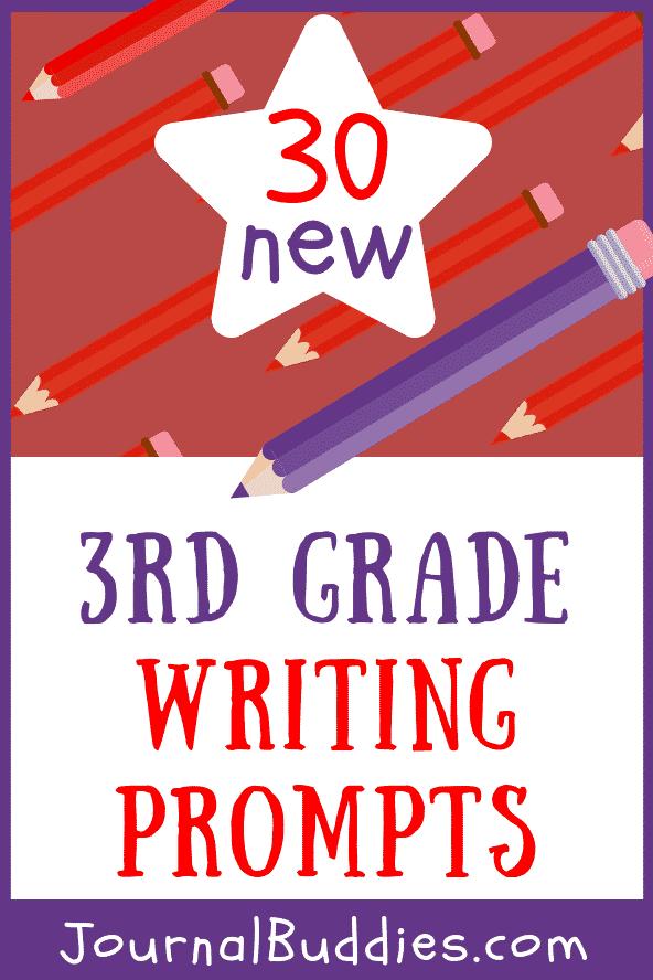 3rd Grade Writing Topics for KIds
