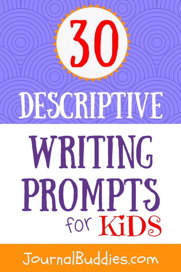 Kids Storytelling Writing Prompts