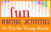 5 Fun Writing Activities