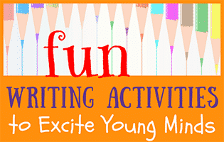5 Fun Writing Activities