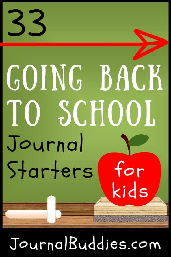 Use these back-to-school journal prompts to get your class ready for the brand new school year—and to help them develop some common goals for their learning!