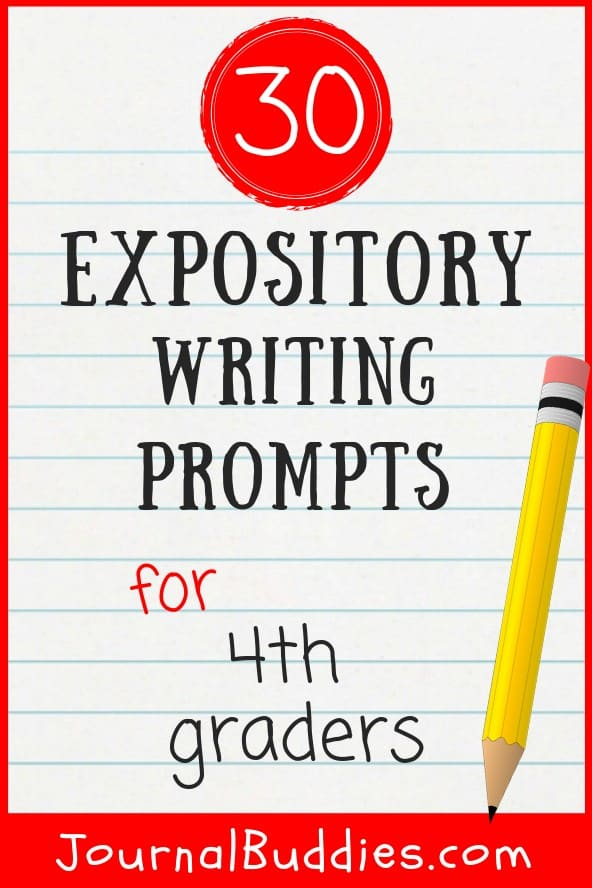 Grade 4 Expository Writing Topics