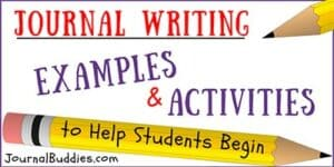 Journal Writing Ideas and Activities for Kids