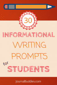 Informational Informational Writing Prompts for Students Prompts for Kids