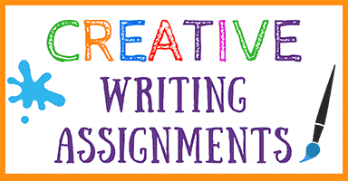 Creative writing assignments aren't just a frivolous way to pass the time—they're a powerful, inspirational way for students to get in tune with their own thoughts and learn to communicate more effectively.