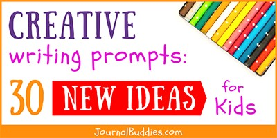 New Creative Writing Ideas for Kids