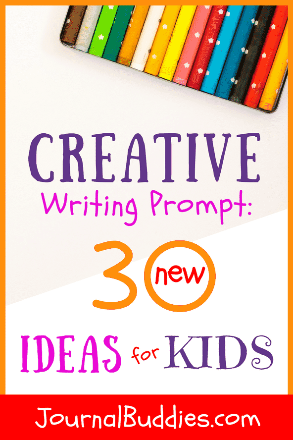 Creative Journal Prompts for Kids
