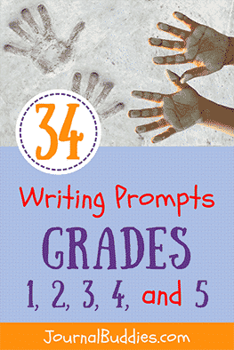 In these all-new prompts, your students will write about themselves! These themed writing prompts for 1st to 5th grade students are all centered around the ideas of identity and personality.