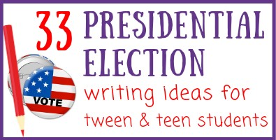 Essay on Presidential Election Writing Prompts
