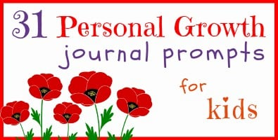 Personal Growth Journal Ideas