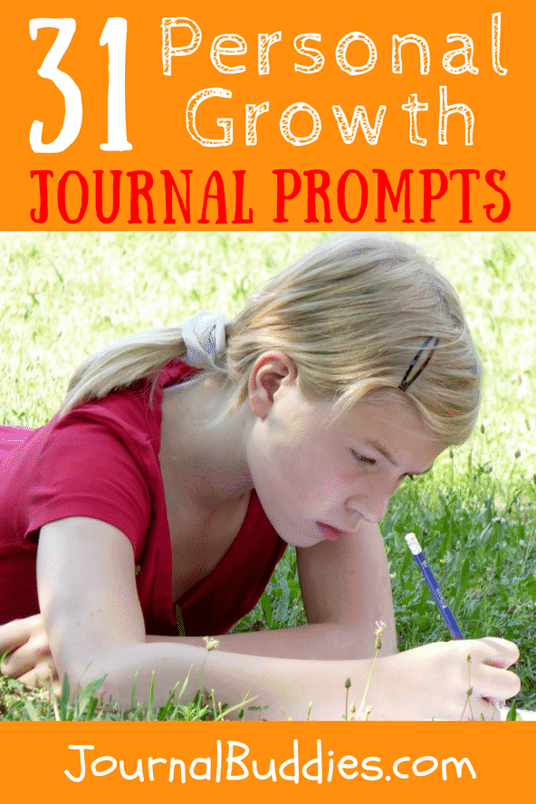 Use these all new journal prompts on personal growth to help your children learn about the value of self-development—and how they can begin to improve themselves this year!