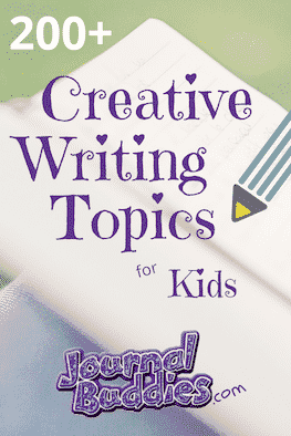 See this! There are thousands of journal prompts available online, but they aren't all created equal. With that in mind, we've put together a collection of creative writing prompts that are sure to make your students excited to write.