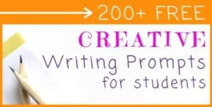 Creative Prompts for Kids