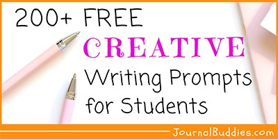 200+ Creative Prompts for Kids