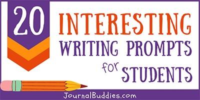 Interesting Writing Topics for Kids
