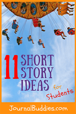 Short stories are a wonderful way to get your students thinking creatively about a given situation or a particular subject matter.