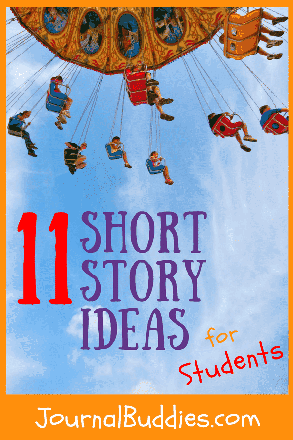 Prompts for Writing Short Stories