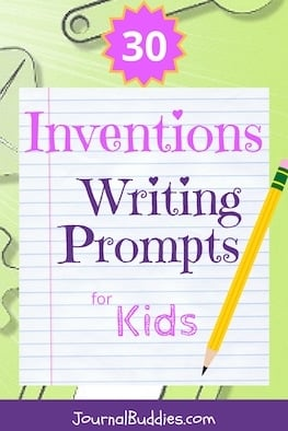 In these new journal prompts, students will consider inventors, their creations, and the impact that new works leave upon the world.