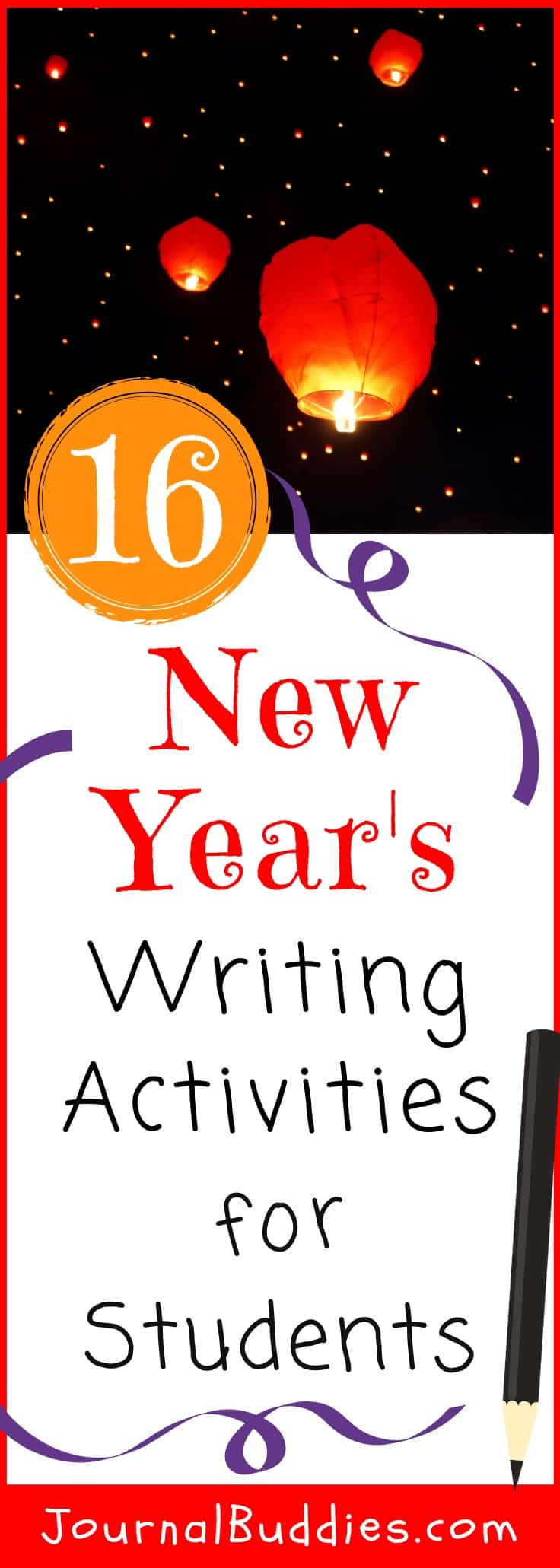 Start January off on the right foot with your students with these 16 fun and fabulous New Years writing activities! These new year writing activities are designed to help students improve their writing skills while also focusing on a positive start to the new year.