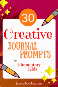 30 Creative Journal Prompts