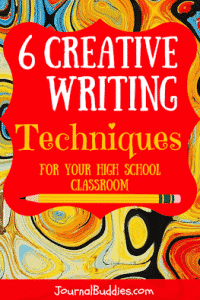 Creative Writing Techniques