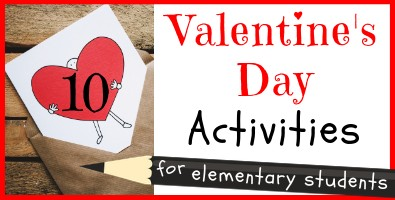 10 Valentine's Day Activities