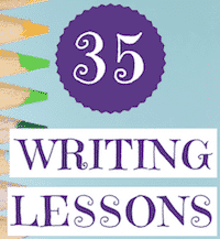 Writing Lessons for Third, Fourth and Fifth Graders