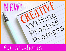 Use these creative new writing prompts to get your students interested in regular journaling and excited to explore all the possibilities that await them on the page!