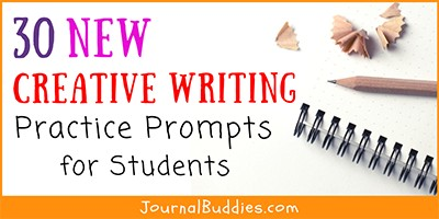 30 Creative Writing Practice Prompts