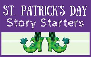 10 St Patrick's Day Story Starters