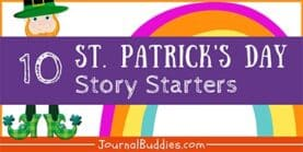 St Patrick's Day Writing Prompts Story Starter