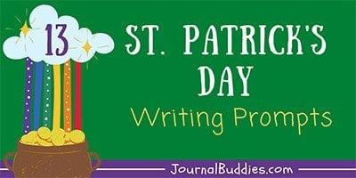 Writing Topics for St Patrick's Day
