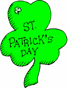 St Patrick's Day Writing Prompts for Kids