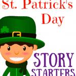 St Patrick's Day Story Starters